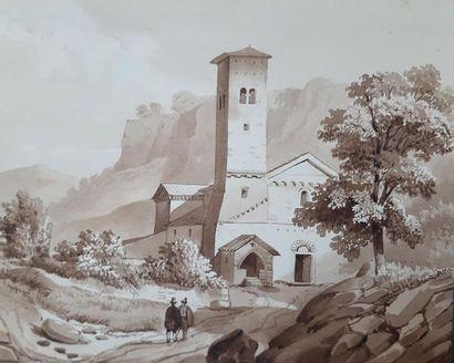 Rosine MICHEL (XIXe siècle) attribué à