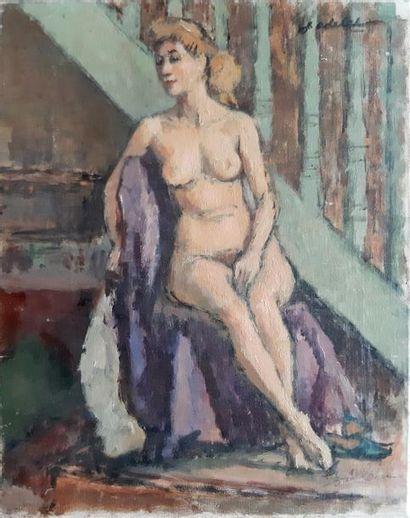 CHARLES EMMANUEL JODELET (1883-1969)