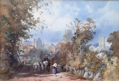 BUREL SMITH (1822-1897)