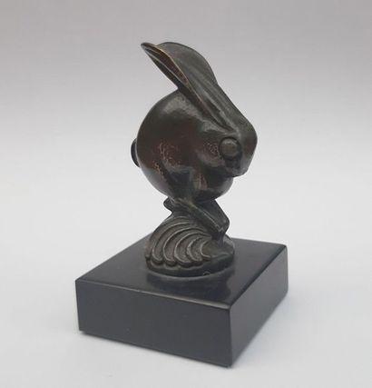 ESSER Max (1885-1945)  Lapin  Epreuve en...