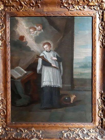 ECOLE FRANCAISE XVII/XVIIIe SIECLE Saint...