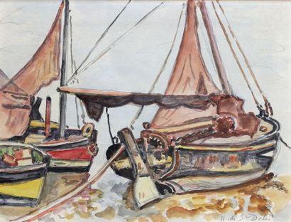 SAINT-DELIS (1878-1949)