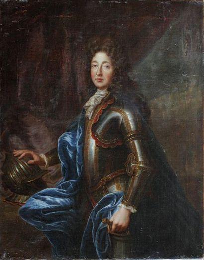 ECOLE FRANCAISE vers 1700, Entourage de François...