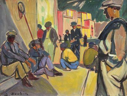 Georges JOUBIN (1888-1983)