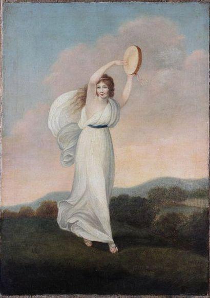 Adam BUCK (1759 - 1833) (attribué à)