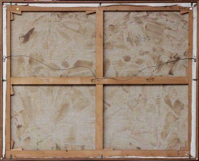 Claude VENARD (1913-1999) Claude VENARD (1913-1999) Three Bathers Oil on canvas signed...