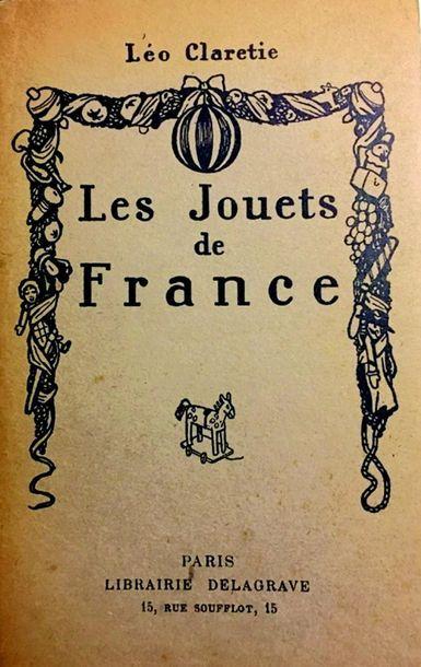 «Les Jouets de France» très intéressant...