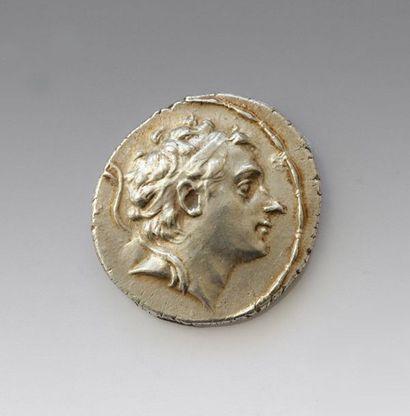 SYRIE SELEUCIDES ANTIOCHUS III Tétradrachme...