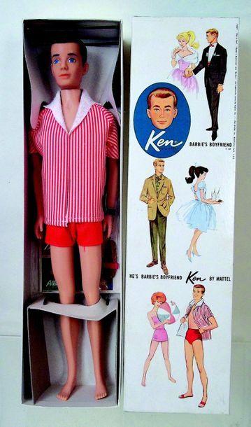 -Ken en parfait état en boîte d'origine comme...
