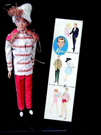 -Ken en boîte d'origine en costume de Tambour...