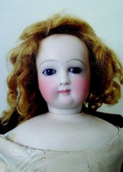 -Petite poupée de François GAULTIER avec...