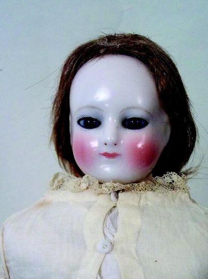 - Rare poupée parisienne de la maison BLAMPOIX...