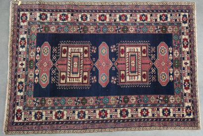 RUG around the Caucasus with a central motif...