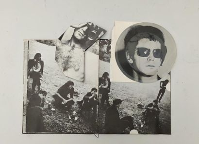 ANDY WARHOL (1928-1987) ANDY WARHOL'S INDEX (Book) 1967 73 pages of counted pamphlets...
