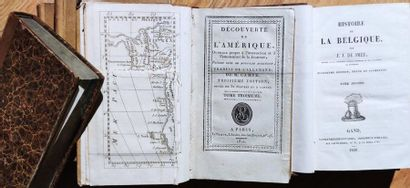 LOT : Discovery of America , 3 volumes ,...
