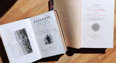 Paul GAFFAREL Algeria, history, conquest...