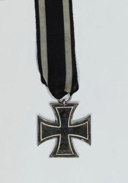 Croix de fer allemande commémorative 1813...