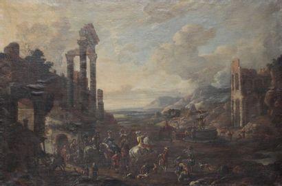 BREDAEL Pieter van (1629-1719)  école de...