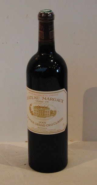 1 end CHT MARGAUX 2001