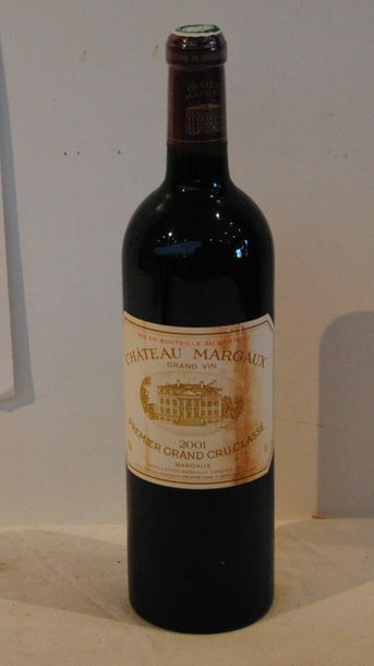 1 end CHT MARGAUX 2001 (stained)