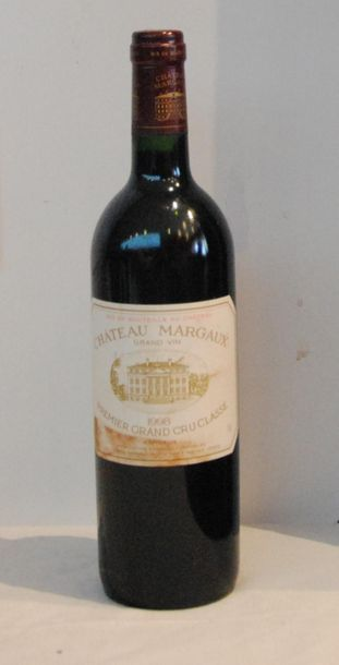 1 end CHT MARGAUX 1998 labeled stained)
