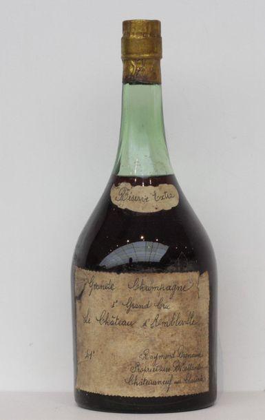 1 mag GRANDE CHAMPAGNE CHT D'AMBLEVILLE VIEUX
