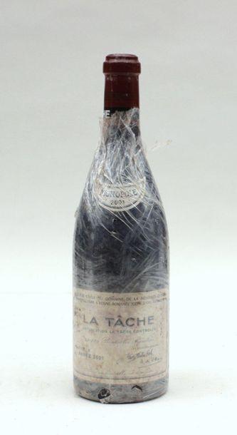 1 bout LA TACHE 2001 (PAST LABEL)