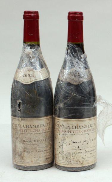 2 end GEVREY CHAMBERTIN LA PETITE CHAPELLE...