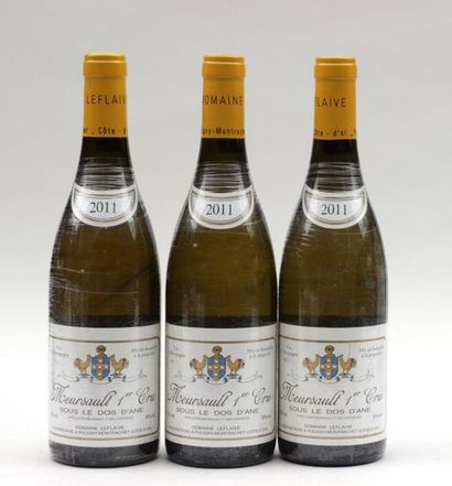 3 end MEURSAULT UNDER THE BACK OF A FLAVE...