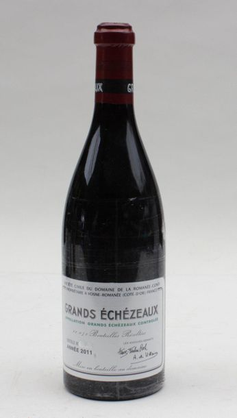 1 end GRANDS Echezeaux DRC 2011