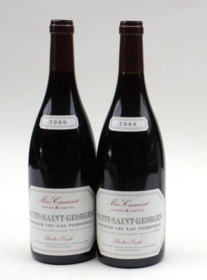2 end NSG 1ER CRU LES PERRIERES DOMAINE MEO...