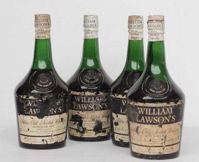4 end WHISKIES LAWSON 8 YEARS VERY OLD
