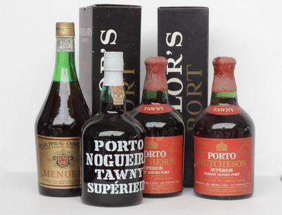6 end 1 PORTO NOGUERA, 2 OLD PORTO HUTCHENSIN,...