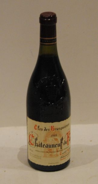 6 bout CDP LES BRUSQUIERES 1989