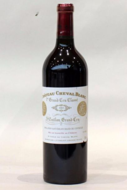 1 bout CHT CHEVAL BLANC 2003