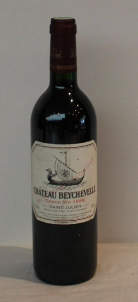 1 bout CHT BEYCHEVELLE 1999