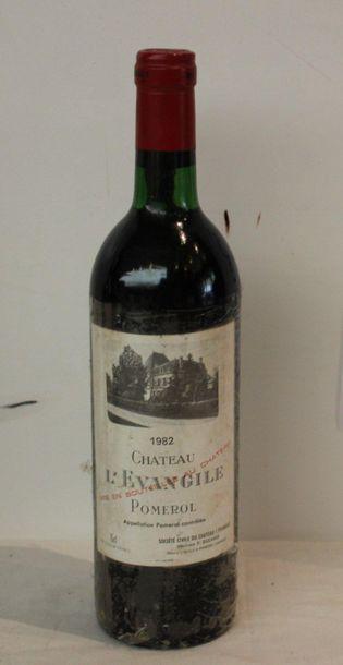 1 end CHT EVANGILE 1982 RP 98/100