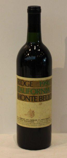 1 bout RIDGE MONTEBELLO 1991 96/100