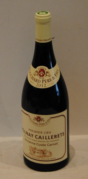 1 mag VOLNAY CAILLERET BOUCHARD 2012 ROU...
