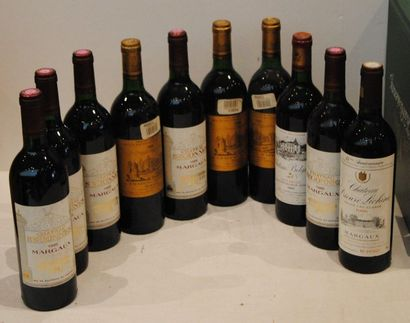 10 bout 1 CHT BELGRAVE 1986, 1 CHT PRIEURE...