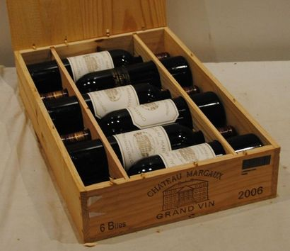 6 bout CHT MARGAUX 2006 CB