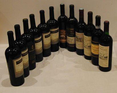 12 ends MISCELLANEOUS WINES: CHILE, AUSTRALIA, ARGENTINA...