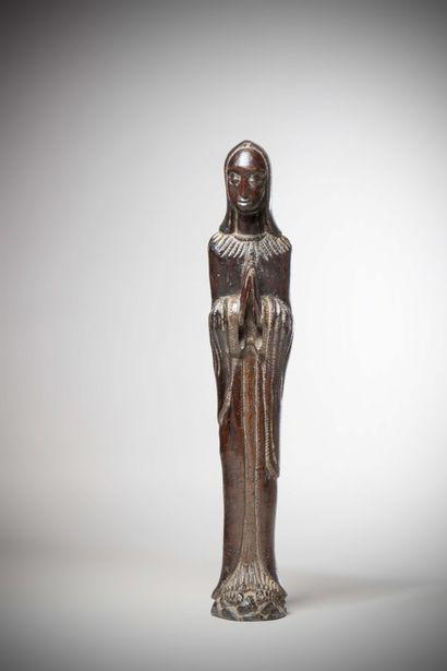 LUBA (Congo R.D.C)  STATUE de La Vierge en...