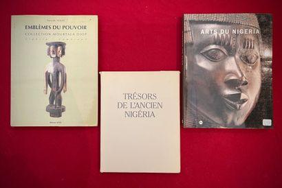 Ensemble de trois ouvrages :  - Trésor de...
