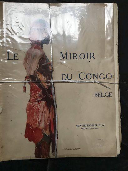 Miroir du Congo Belge. Edition N.E.A Bruxelles...