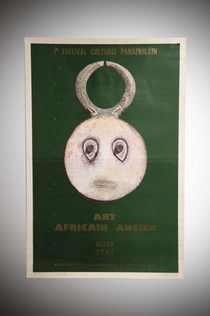 LOT de 22 catalogues de vente d'Art Tribal...