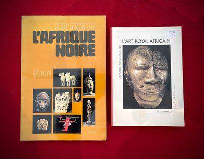 L'art Royal Africain, S. Preston Blier, Flammarion, 1998 - Les Arts de l'Afrique,...