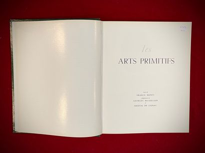 Arts Primitifs, Hachette 1964