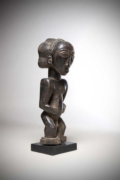 HEMBA (Congo R.D.C)  STATUE masculine dont...