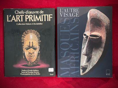 Ensemble de deux ouvrages :  - Chefs-d'oeuvre...